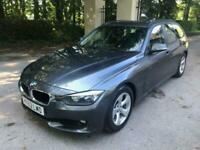 2013 63 BMW 3 SERIES 2.0 320D EFFICIENTDYNAMICS TOURING 5D 161 BHP DIESEL