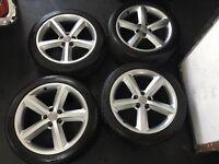 Wheels Audi, VW, Mercedes Alloys and tyres ++ BARGAIN++