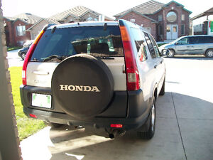 2002 Honda CR-V LX SUV, 4 cylinder,2.4L great on gas
