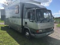 DAF FA45 Race Truck Massive Garage 1996