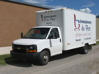 2005 Chevrolet Express Cube
