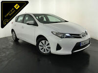 2013 63 TOYOTA AURIS ACTIVE D4-D SERVICE HISTORY FINANCE PX WELCOME
