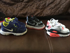 New condition Nike and Jordan shoes