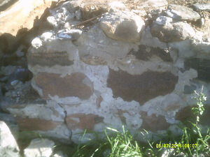 LARGE ROCKS AND BOULDERS FROM A BARN FOUNDATION Peterborough Peterborough Area image 2