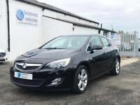 2010 VAUXHALL ASTRA 1.6i 16v VVT SRI ~1 PREVIOUS OWNER~LOW MILEAGE~