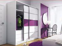 Wardrobe DUBAJ Purple