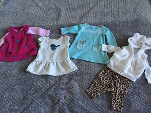 Cold Weather Outfits - NB-0-3 Months