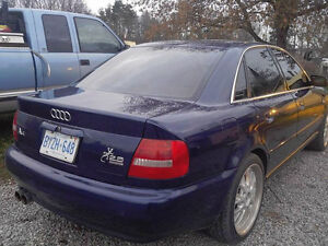 2001 Audi A4 Kawartha Lakes Peterborough Area image 2