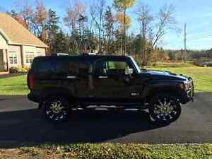 2006 HUMMER H3 offroad package SUV, Crossover