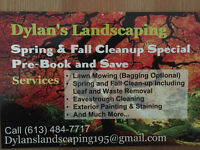 Spring cleanup Special