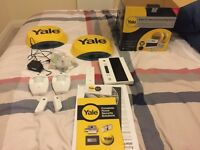 Yale burglar alarm pet friendly for dog or cat