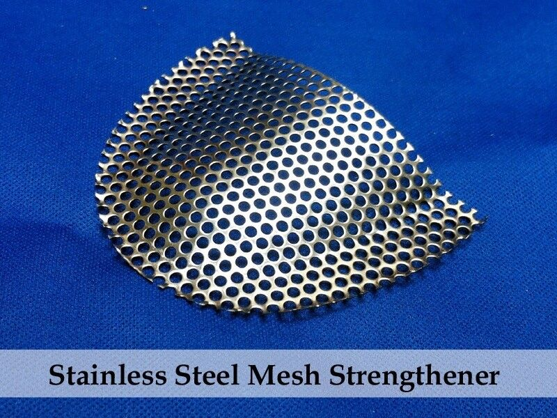 Grid Strengtheners Reinforcement Mesh Stainless Steel 10 Pcs