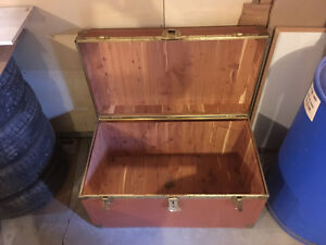 Union steamer trunk PRICE REDUCED