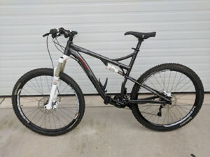 Salsa Horsethief 3 Full Suspension 29er Bike