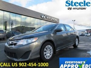 2013 TOYOTA CAMRY LE Auo Bluetooth nice clean car!