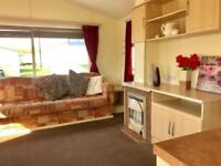STUNNING Static Caravan 3 bed contact bobby 01524 917244 north west lancashire