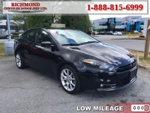 2013 Dodge Dart SXT/Rallye  - Low Mileage
