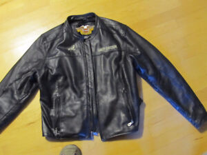 Genuine Harley Davidson Woman's motorcycle jacket for sale