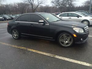 2009 Mercedes Benz c300 manual
