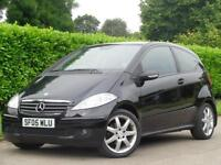 Mercedes-Benz A150 2005 1.5 Classic SE***LOW MILES + 2 KEYS + STUNNING LOOKS***