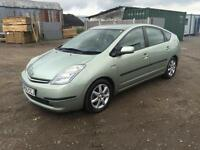 TOYOTA PRIUS 2006 1.5 CVT T SPIRIT-1 OWNER FROM NEW-FULL SERVICE HISTORY