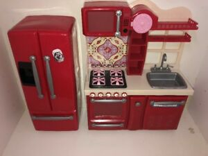 American Girl Kitchen Set