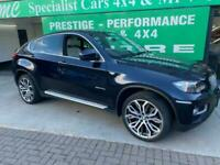 2013 BMW X6 3.0d XDRIVE40D INDIVIDUAL Auto Coupe Diesel Automatic
