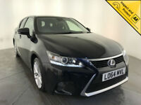 2014 LEXUS CT 200H ADVANCE CVT AUTOMATIC HYBRID 1 OWNER SERVICE HISTORY
