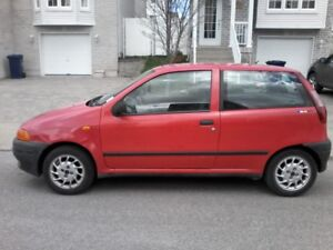 Fiat Punto 55  6Speed 1108 Cyl.