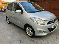 HYUNDAI i10 1.2 STYLE 5 DOOR, ONE LADY OWNER SINCE 2014