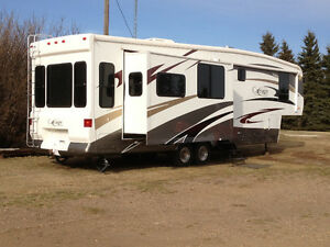 Cameo Carriage 35' 5th Wheel for sale or trade