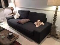IKEA KIVIK sofa 3 seater