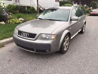 2005 Audi Allroad Familiale / prète pour l'hiver
