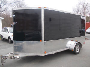 2010 Mission All Aluminum 6.5x12 with 4ft V HIGH QUALITY CLEAN