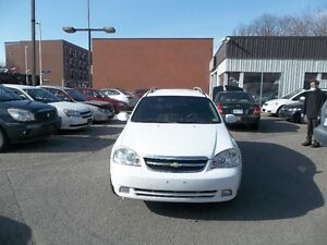 2005 Chevrolet Optra Wagon 146000 km safety and E test
