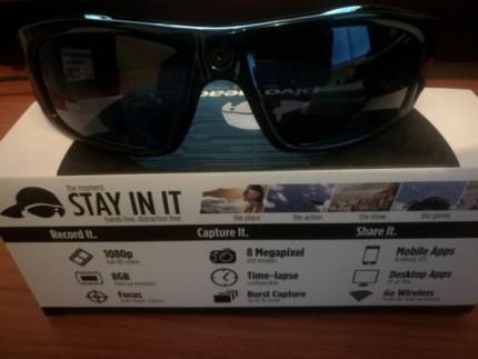 Full HD 1080p Video Recording Glasses