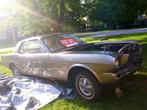 Mustang vintage car muscle arizona