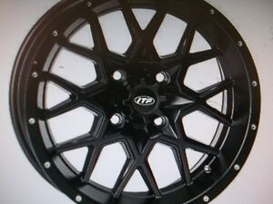 KNAPPS inPRESCOTT has LOW LOW PRICE on ITP HURRICANE RIMS !!