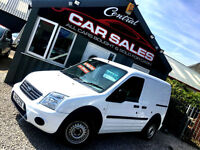 FORD TRANSIT CONNECT 1.8TDCi ( 75PS ) DPF T200 SWB FINANCE & PARTX WELCOME