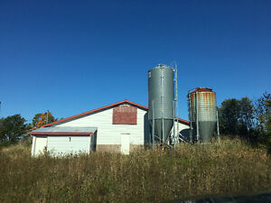 7000 sq foot commercial building on 5 acres, Rural PEI