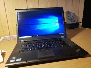 Lenovo W530 , i7-3740mq, 16GB DDR3, 256G SSD, Quadro K1000M