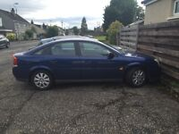 Vauxhall vectra for spares and repairs