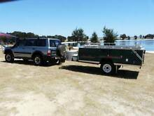 Cub Spacematic Regal Off Road Camper Trailer South Yunderup Mandurah Area Preview
