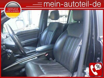 Mercedes W164 Sitzausstattung Leder Multikontur Sitzbelüftung Memory - Leder - D