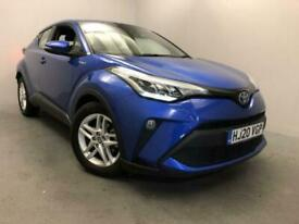 image for 2020 Toyota C-HR 1.8 Hybrid Icon 5dr CVT HATCHBACK Petrol/Electric Hybrid Automa