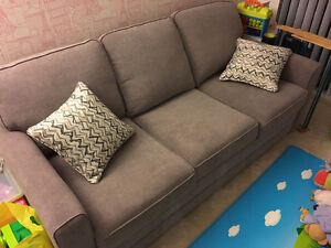 Sears Sofa Bed Almost Brand New - $749 (Burnaby)