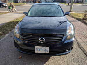 2007 Altima 2.5SL Fully Loaded, Well Maintained with Upgrades