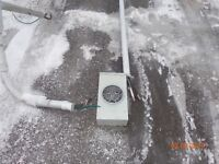 For Sale 200 Amp Electrical Mast