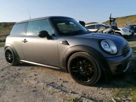 MINI Hatch One 1.4L graphite grey
