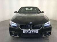 2014 BMW 520D M SPORT 4 DOOR SALOON DIESEL 1 OWNER SERVICE HISTORY FINANCE PX